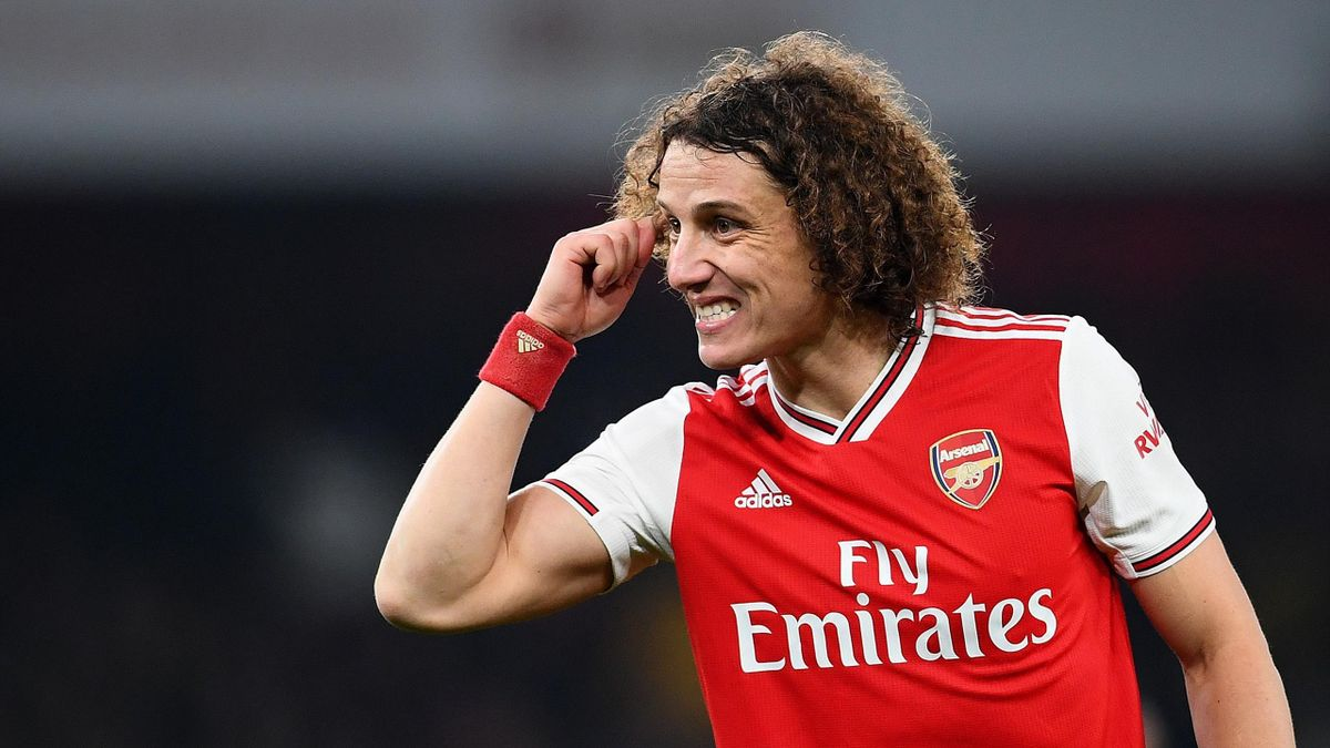 David Luiz, fundașul lui Arsenal