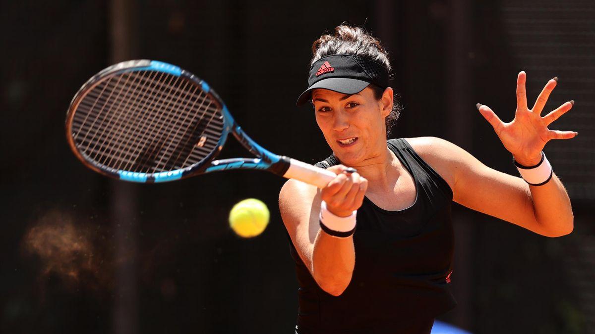 Garbiñe Muguruza (WTA Roma)