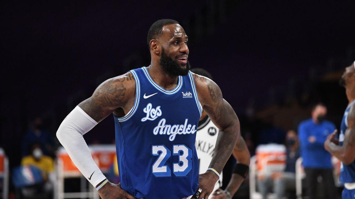 LeBron James segna 35mila punti in NBA