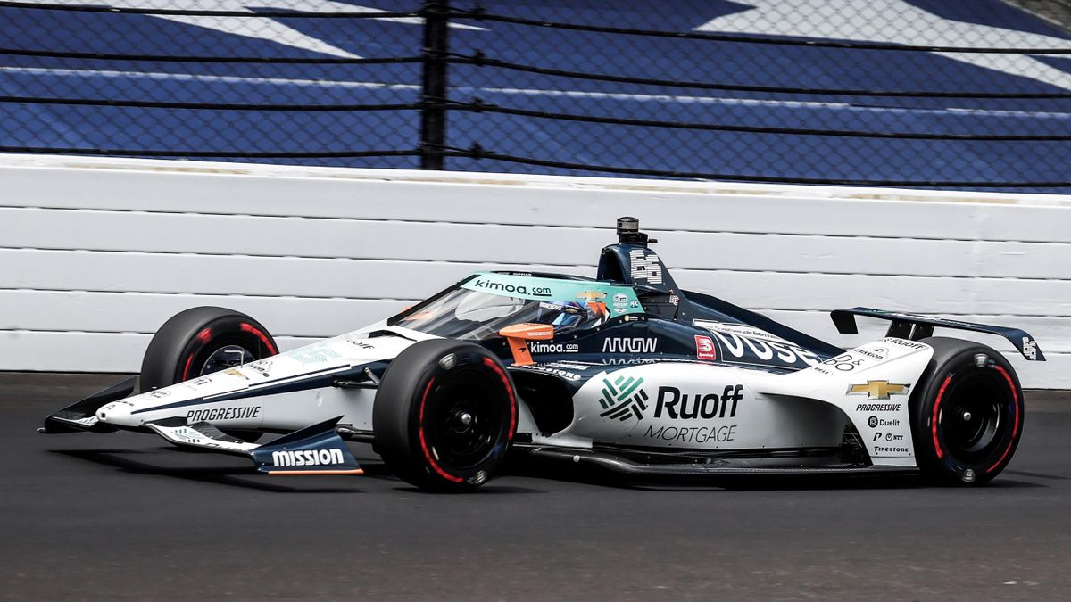 Fernando Alonso (Arrow McLaren)
