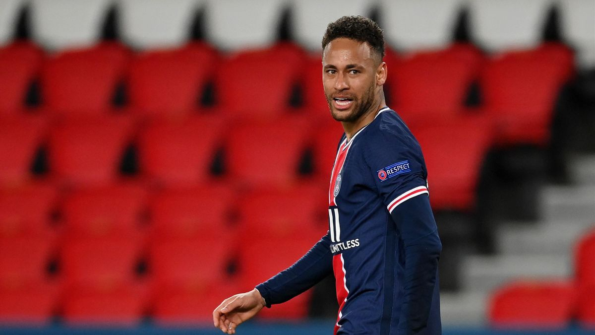 Neymar spielt seit 2017 für PSG