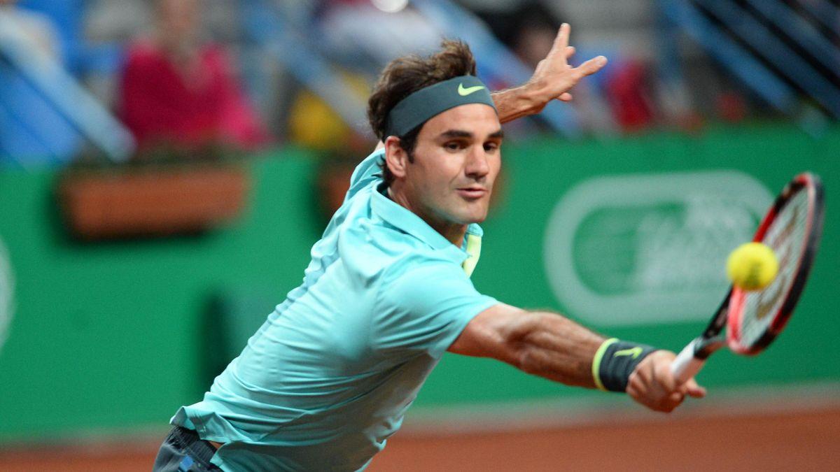 Roger Federer à Istanbul