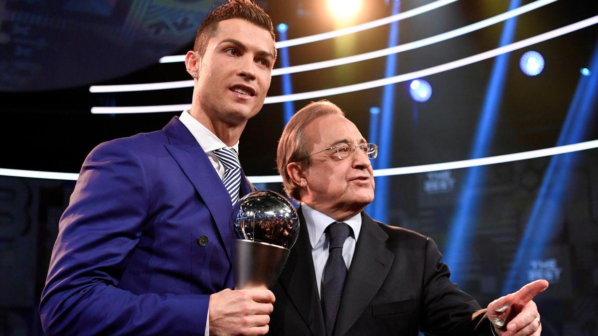 Florentino Perez va aduce abia anul viitor un înlocuitor pe măsură pentru Cristiano Ronaldo