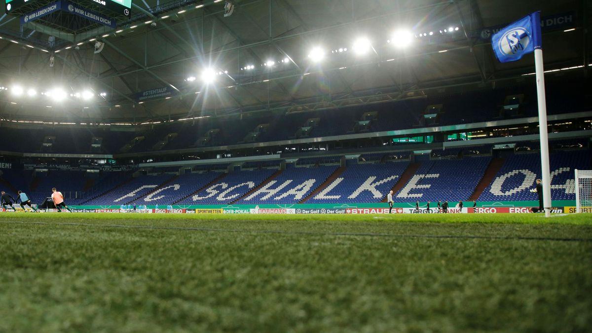 FC Schalke: Veltins-Arena