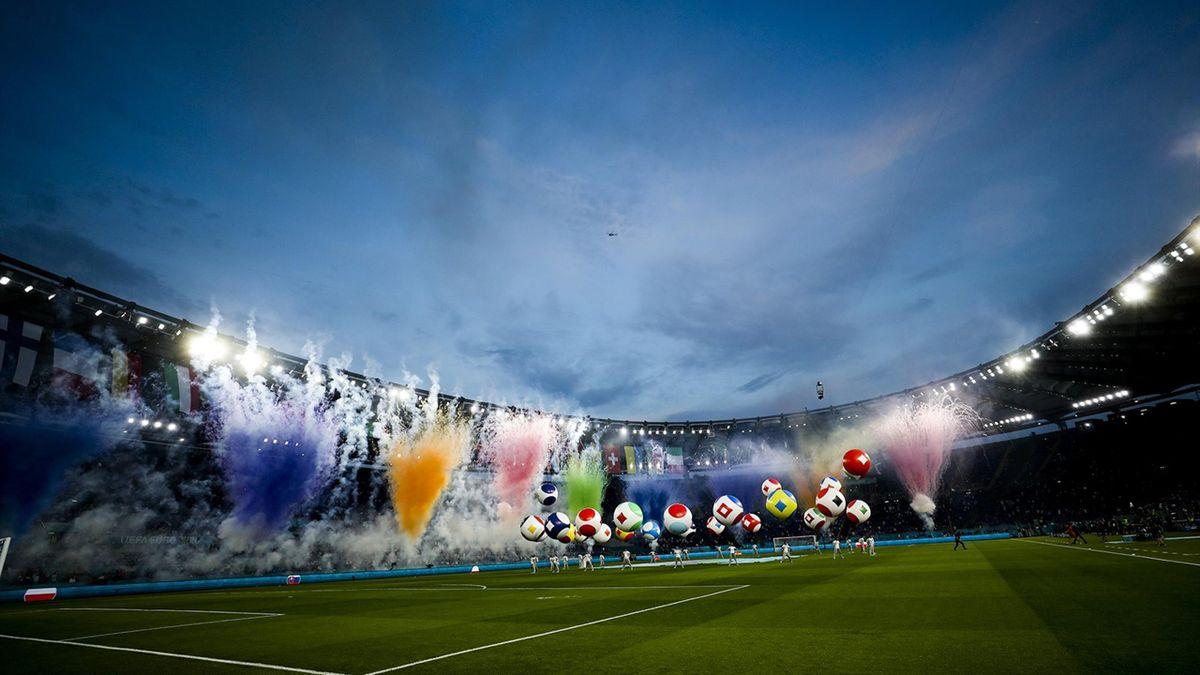 Cerimonia d'apertura di Euro 2020 in Italia