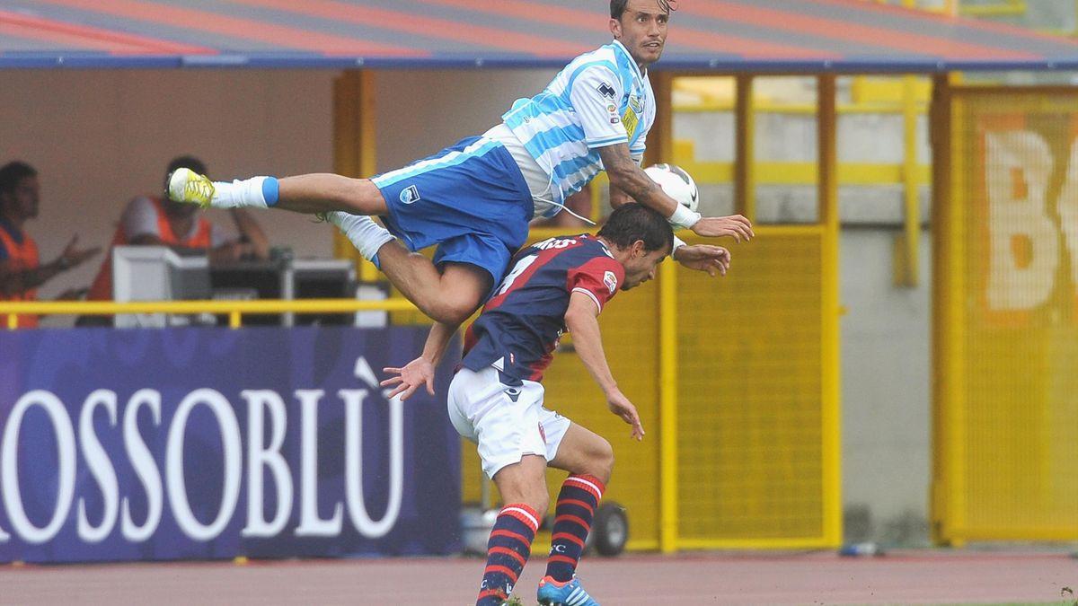 Ante Vukusic, pe vremea când juca la Pescara