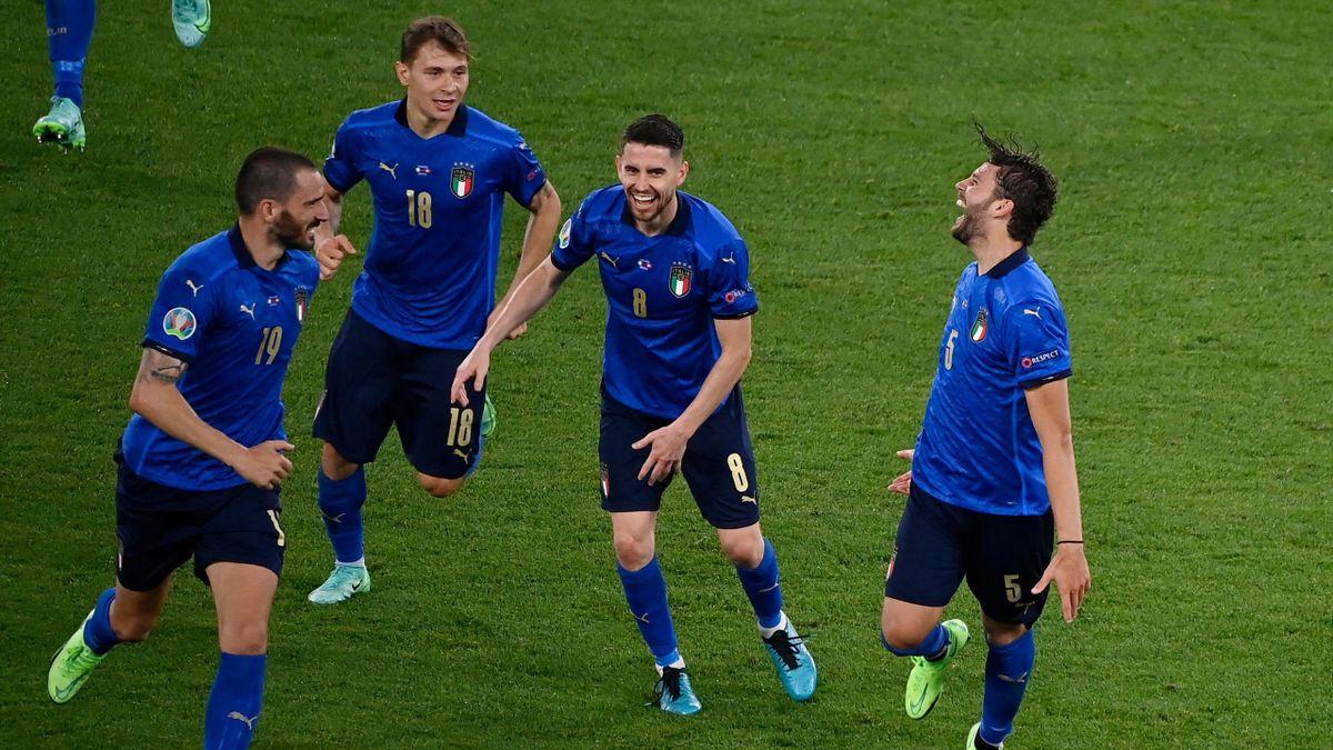 Manuel Locatelli et l'Italie seront au rendez-vous des 8es de finale de l'Euro 2020