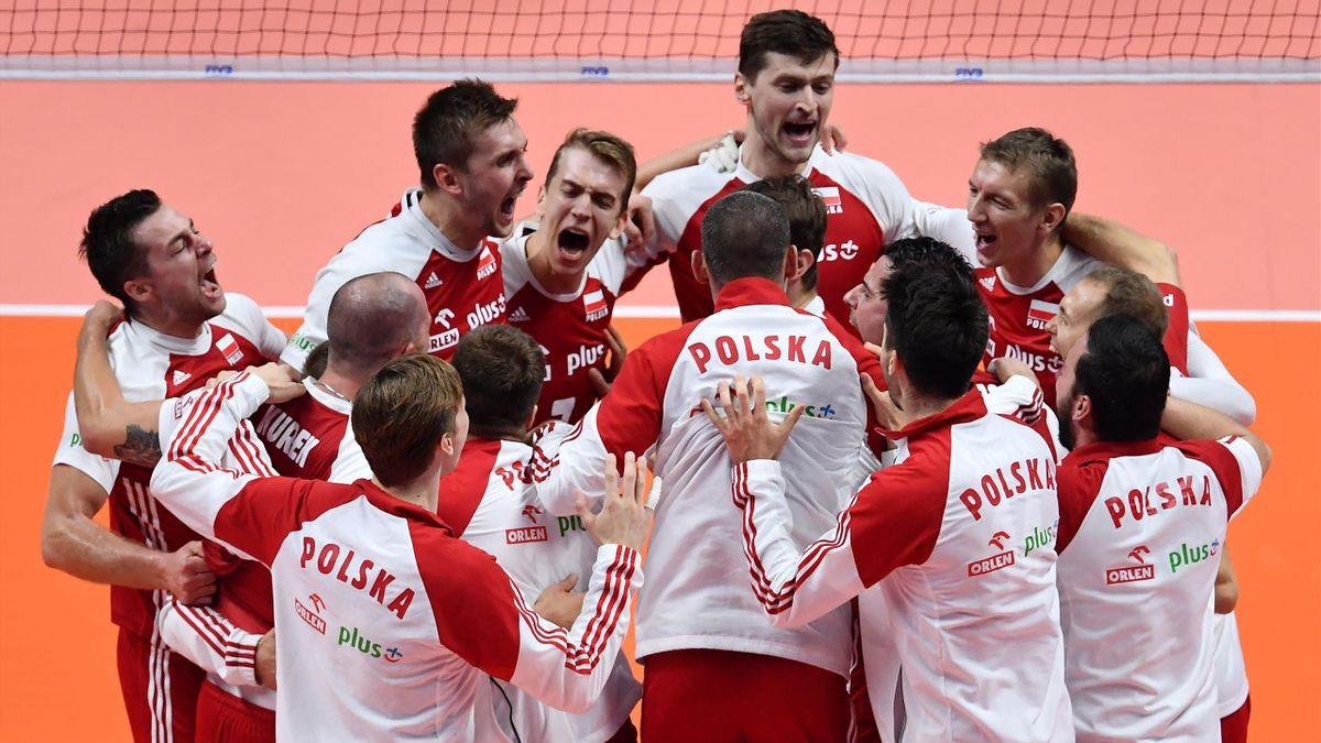 Pologne volley