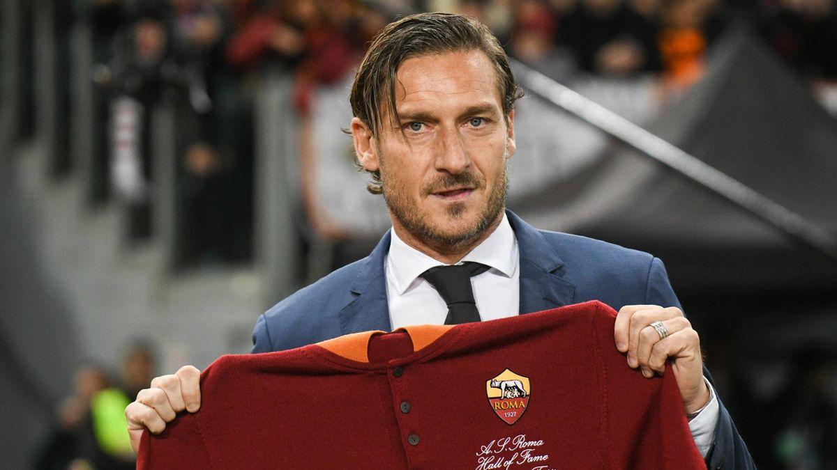 Francesco Totti - AS Rom