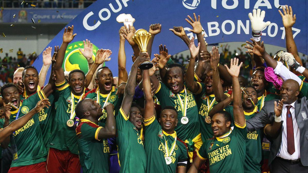 Camerun campione d'Africa 2017 (LaPresse)