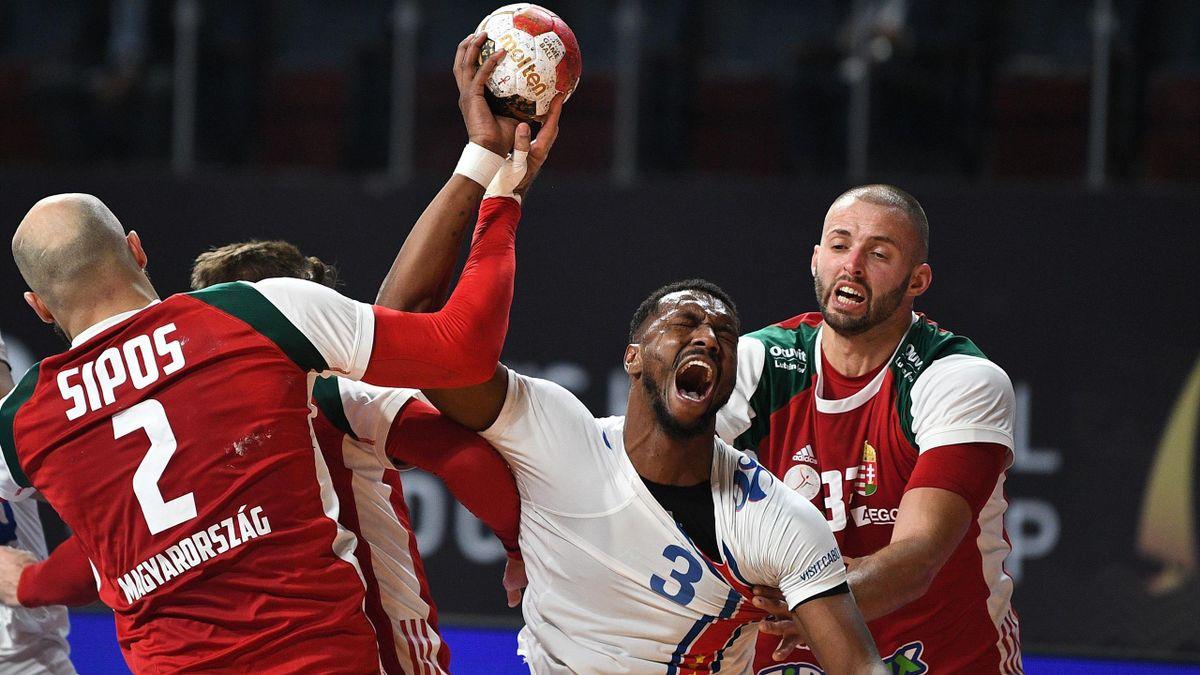 Handball : Cap Vert contre Hongrie