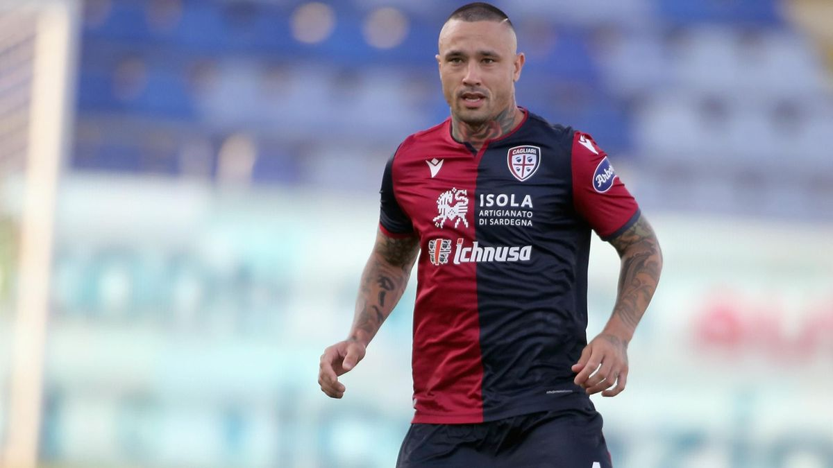 Nainggolan - Cagliari-Torino - Serie A 2019/2020 - Getty Images