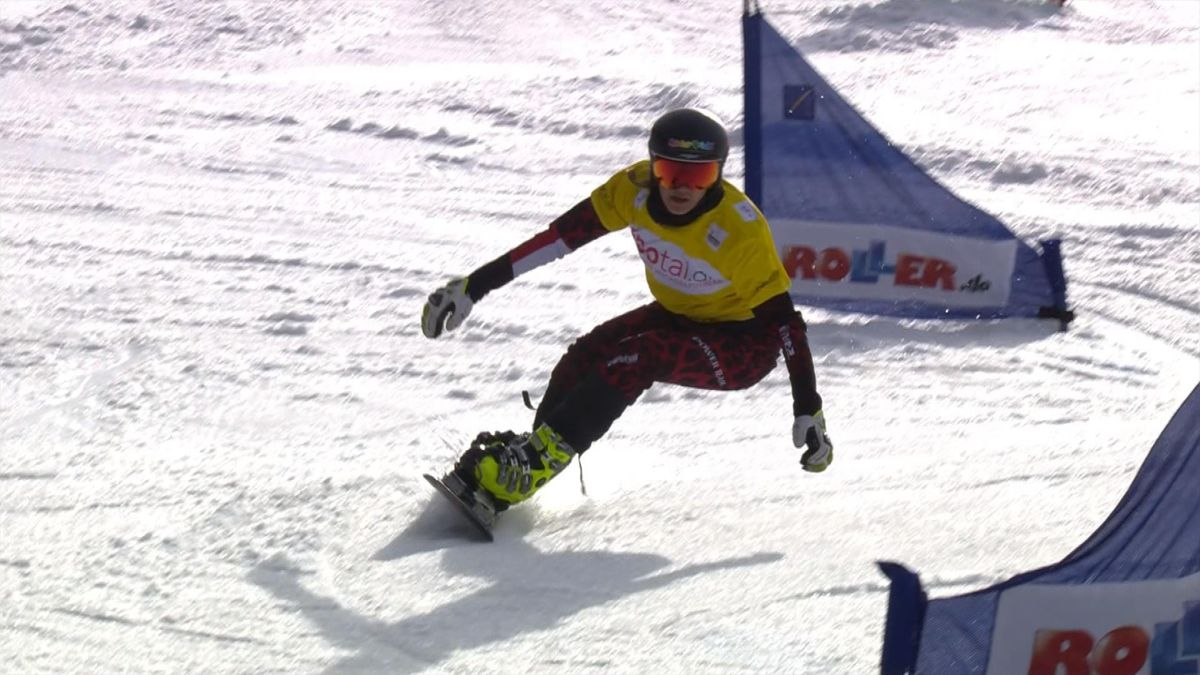 Snowboard Winterberg - Austria wins the PSL Team Final