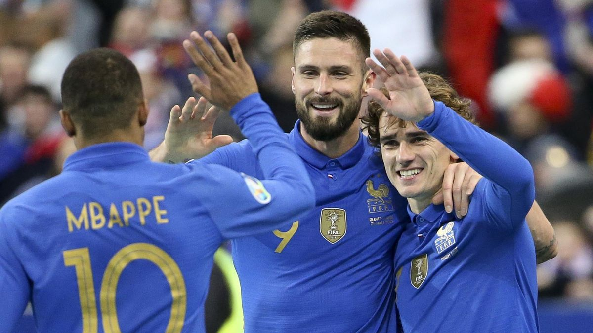 Ergebnis Frankreich Island
