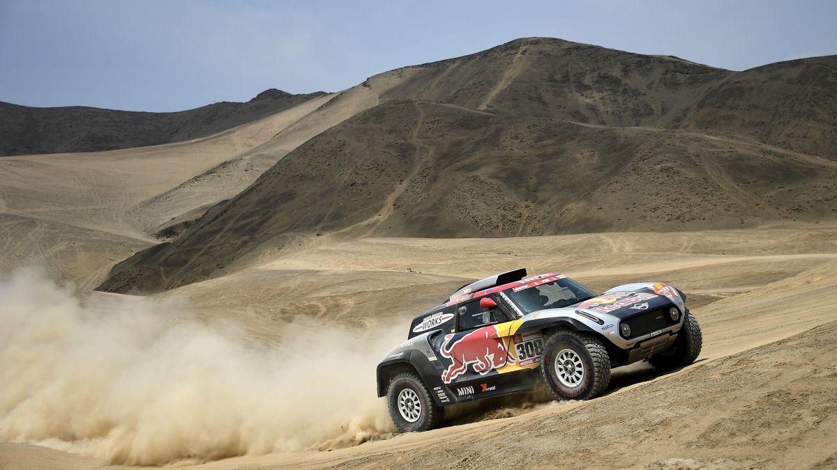La 41e édition du Dakar débute ce lundi à Lima.