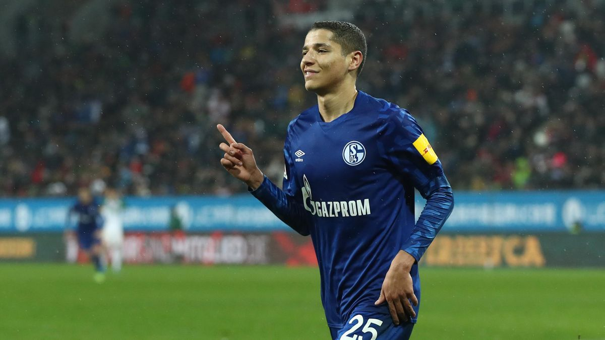 Amine Harit - FC Augsburg vs. FC Schalke 04