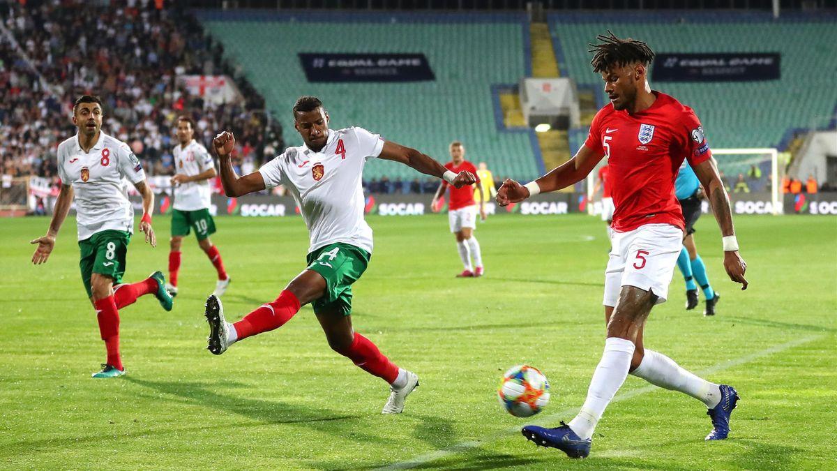 Bulgaria England EM-kvalik