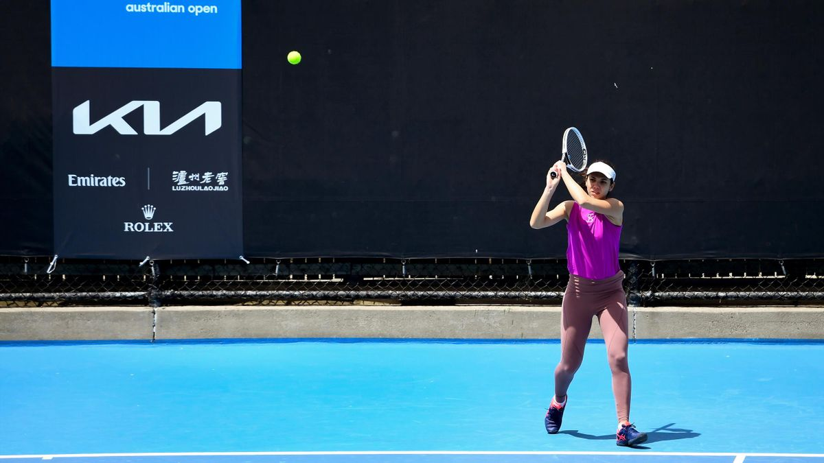 Im Vorfeld der Australian Open wurden nun auch erstmals Profis positiv auf das Coronavirus getestet