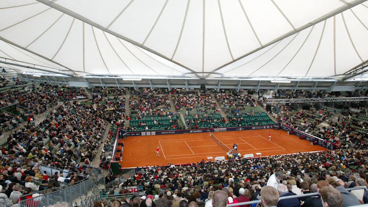Tennisstadion am Hamburger Rothenbaum