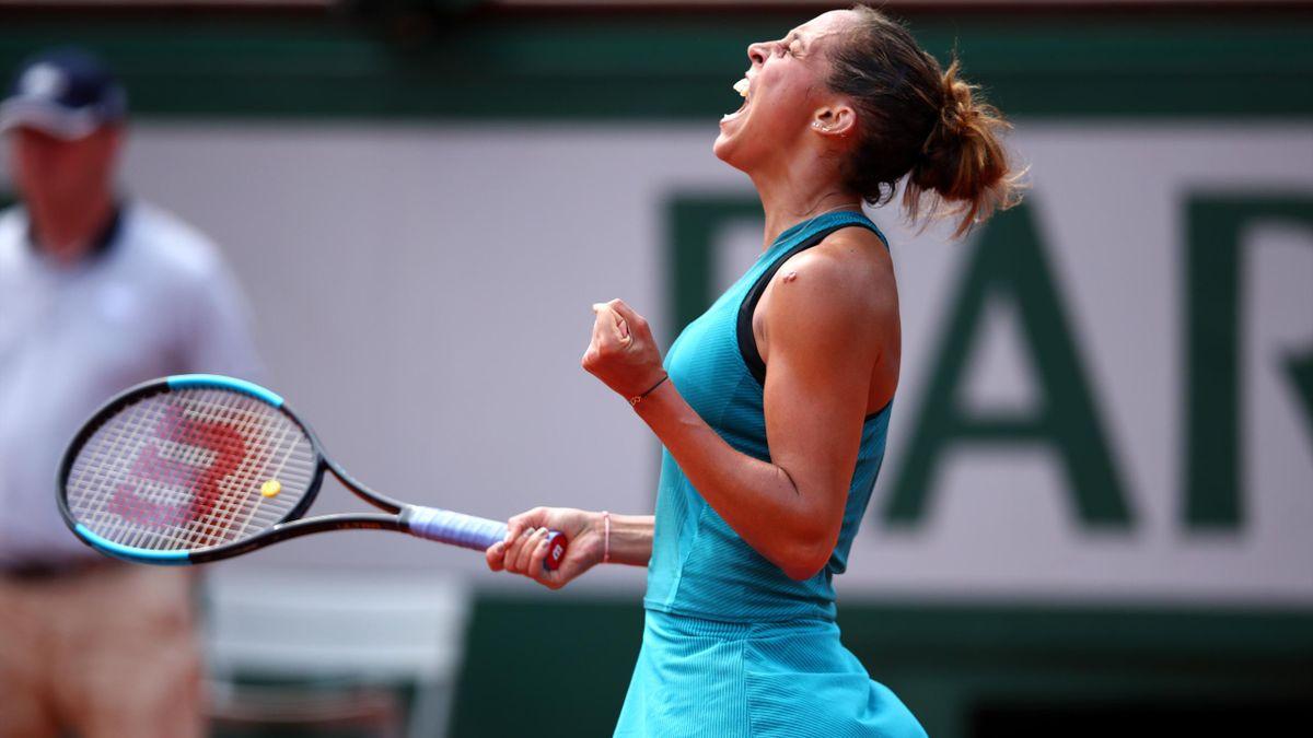 Madison Keys Roland Garros 2018