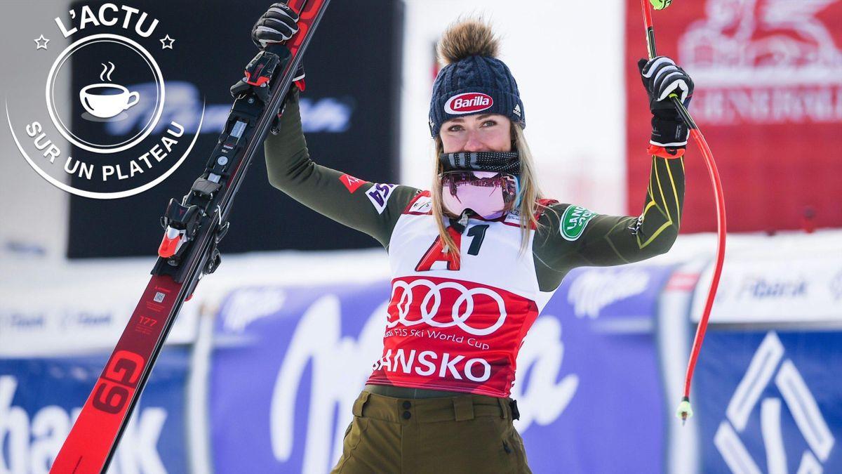 Mikaela Shiffrin - Plateau