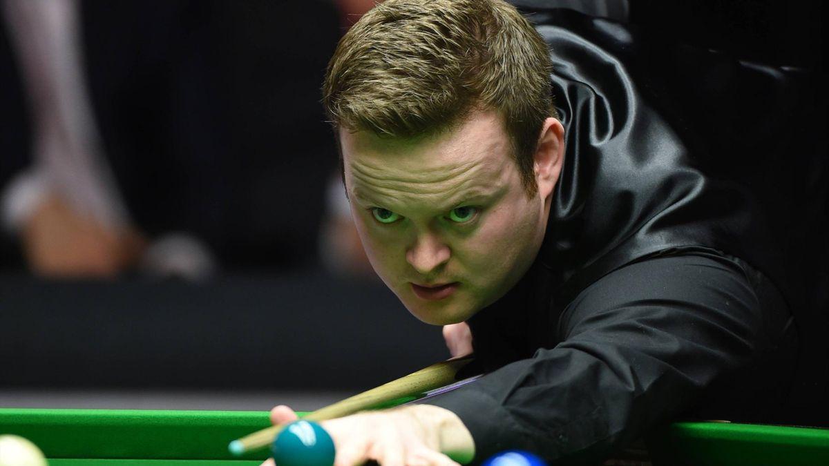 Shaun Murphy bezwang Ronnie O'Sullivan knapp