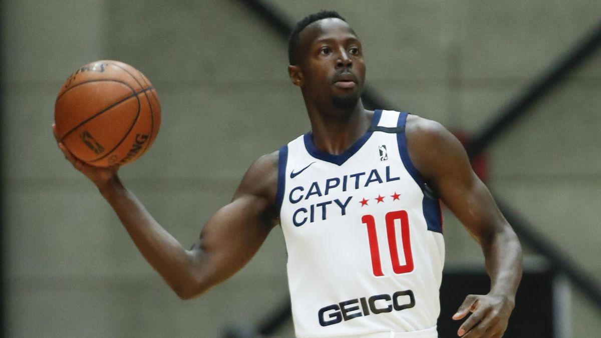 Jerian Grant, Capital City Go-Go, G-League 2020