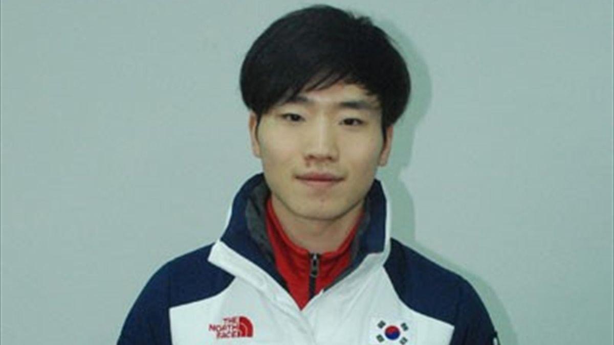 Corea reina en pista categoría masculina de pista corta