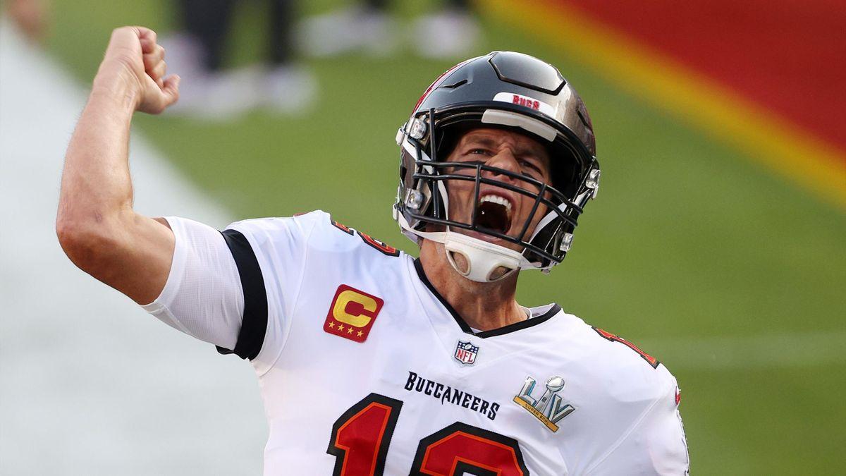Tom Brady - Tampa Bay Buccaneers