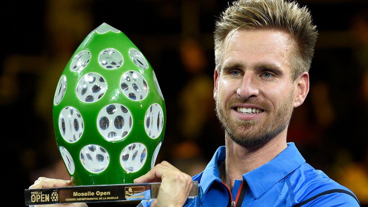 ATP-Turnier in Metz: Erster Titel für Gojowczyk im ersten Finale