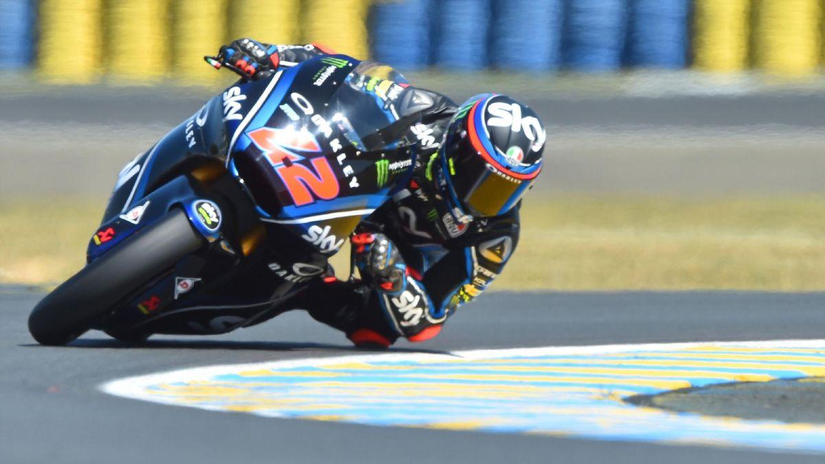 Francesco Bagnaia (Kalex VR46) - Moto2 - GP of France 2018
