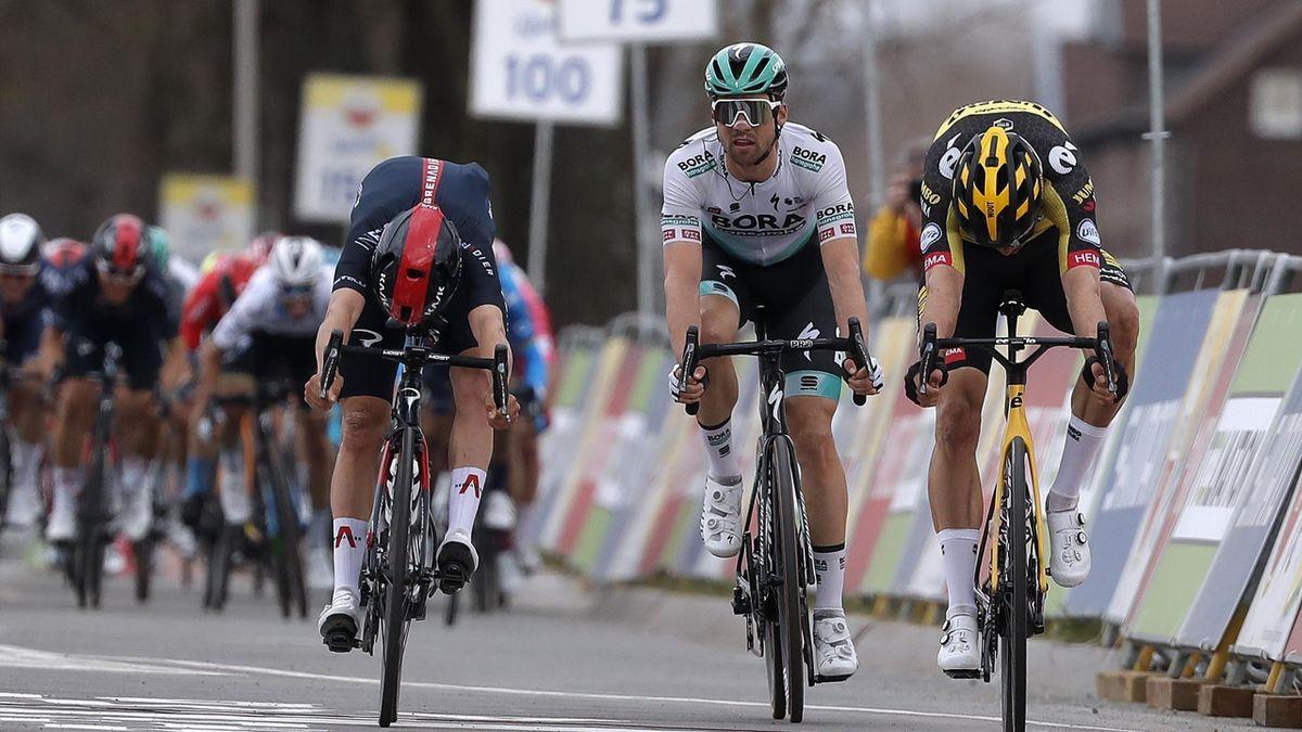 Wout Van Aert a câștigat Amstel Gold Race