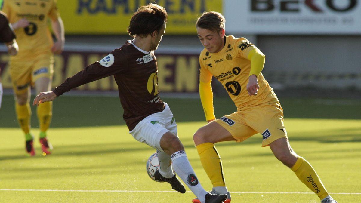 Bodø/Glimts Patrick Berg