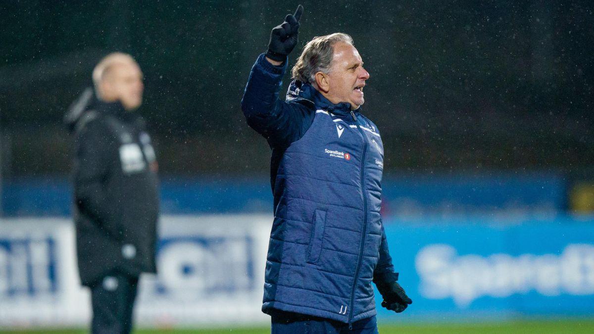 Stabæk-trener Jan Jönsson.