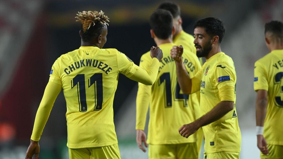 Sivasspor Villarreal