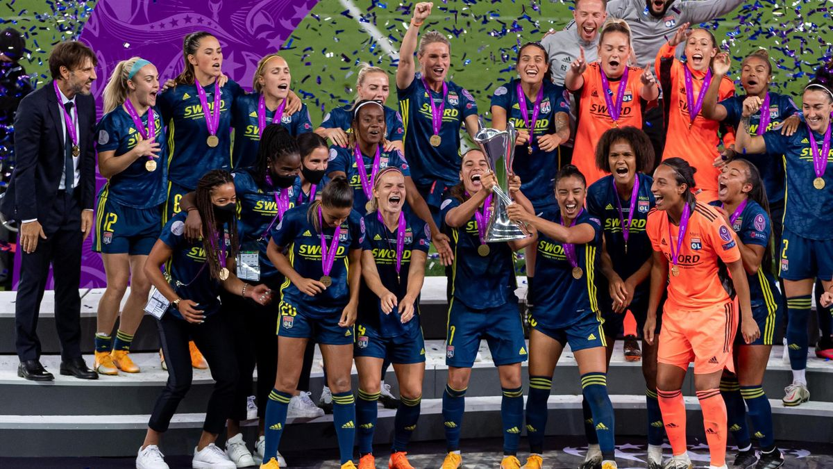 Lyon are the current Women's Champions League holders