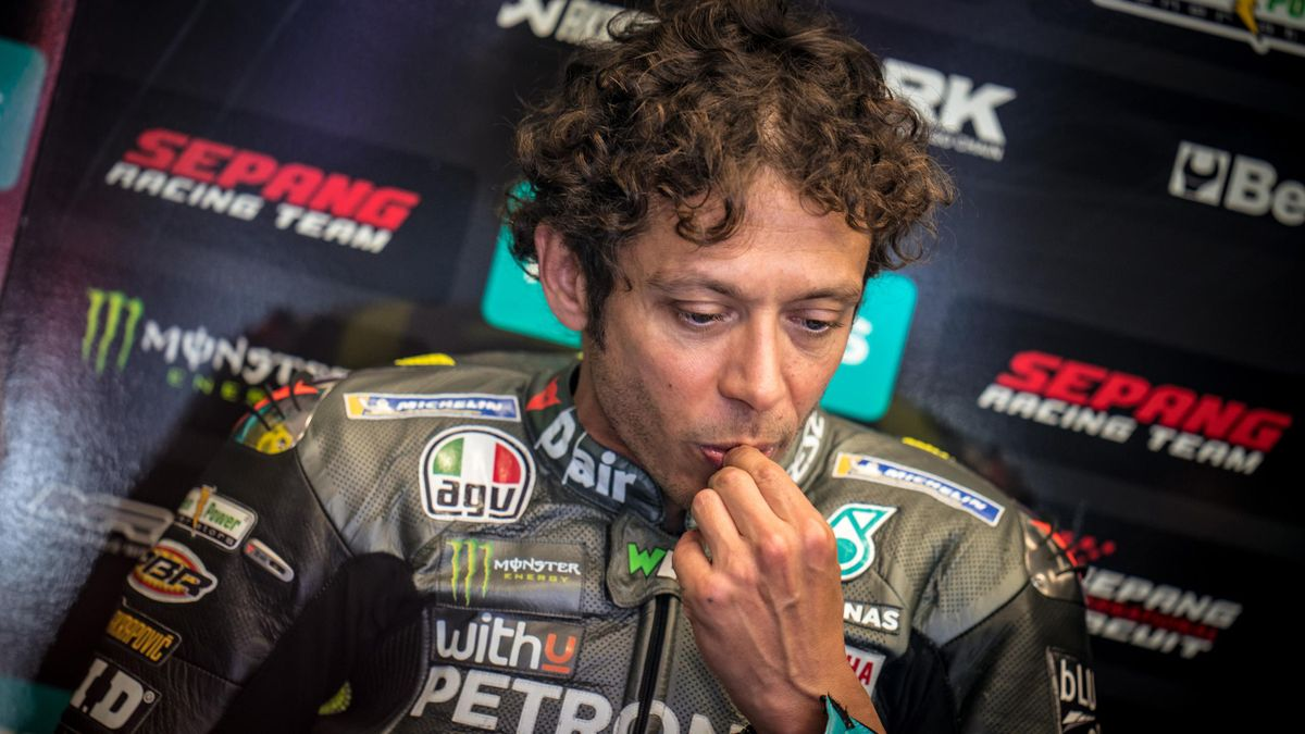 Valentino Rossi, Yamaha Petronas, MotoGP, Getty Images