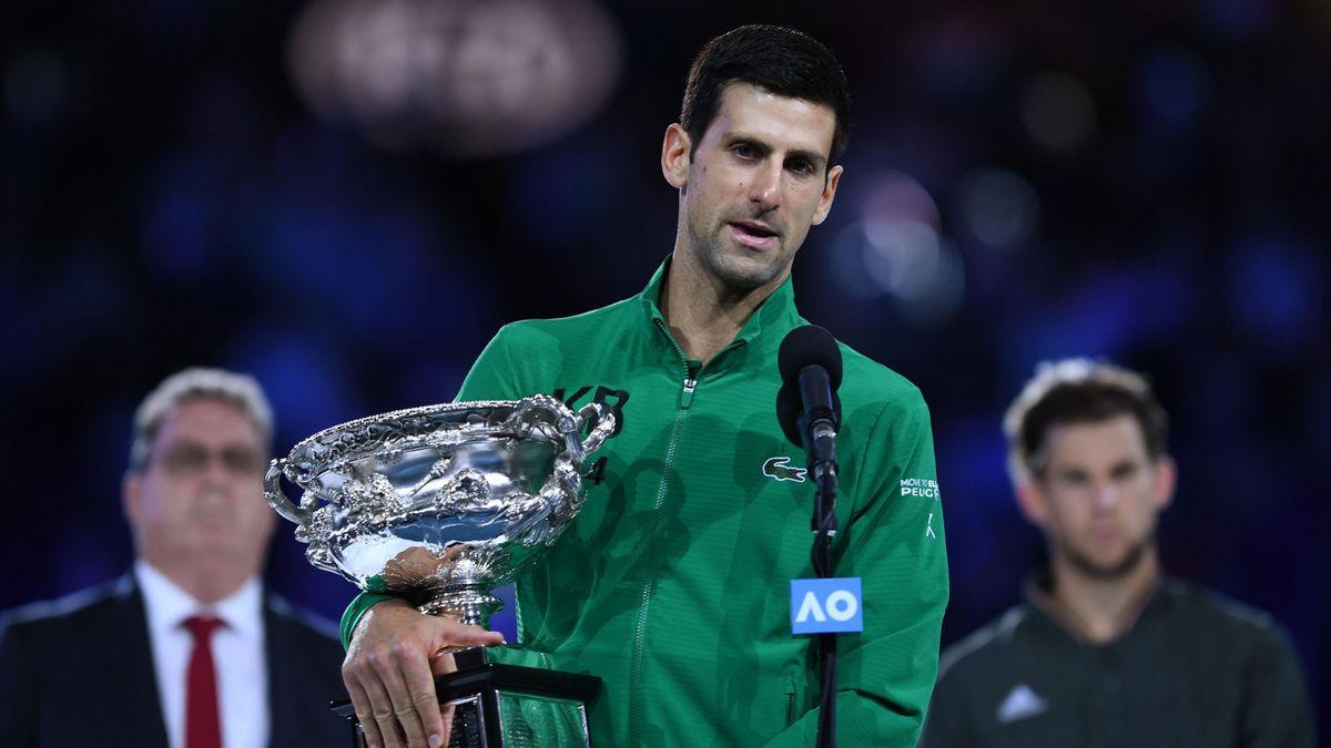 Novak Djokovic (Australian Open)