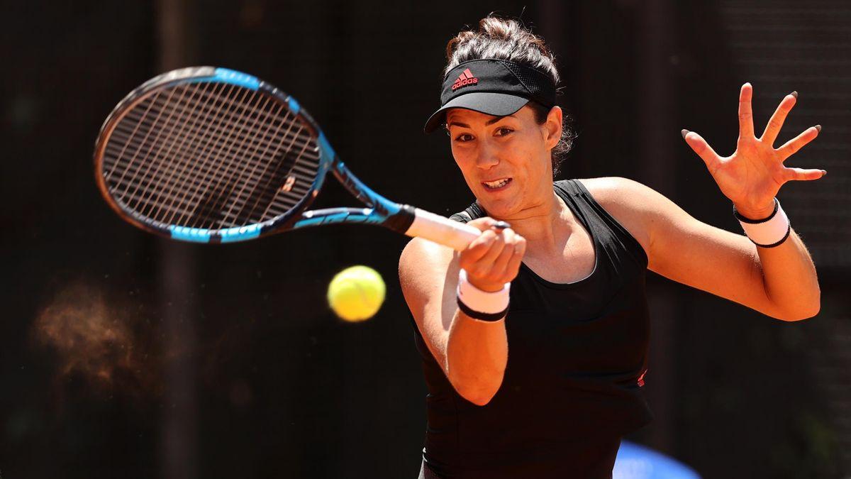 Garbiñe Muguruza (WTA 1.000 de Roma)