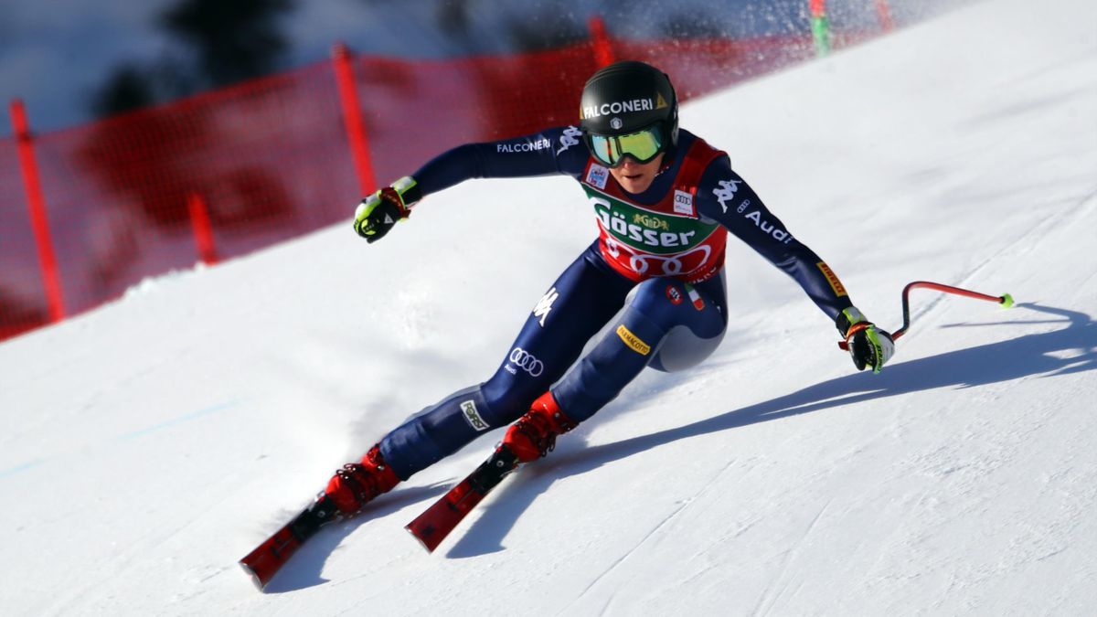Sofia Goggia | Alpine Skiing Downhill | ESP Player Feature