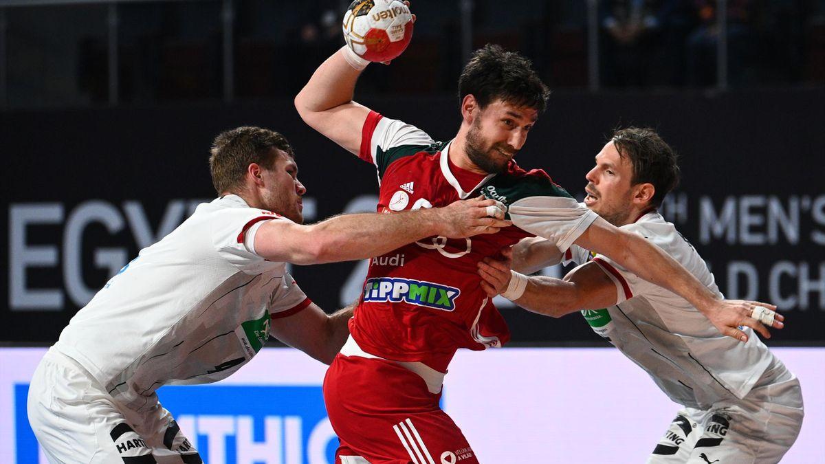 Deutschland verliert bei der WM 2021 sein Duell mit Ungarn