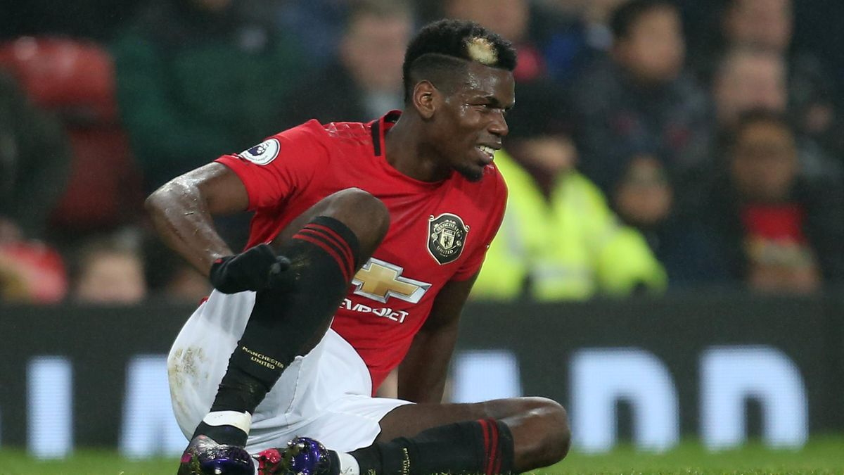 Paul Pogba von Manchester United