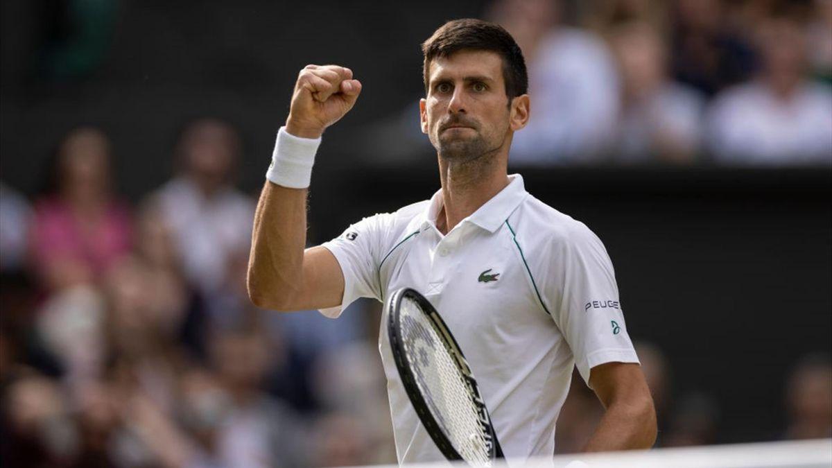 Novak Djokovic startet bei den Olympischen Sommerspielen in Tokio