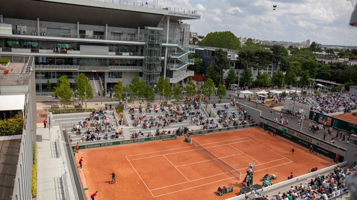 Roland-Garros.