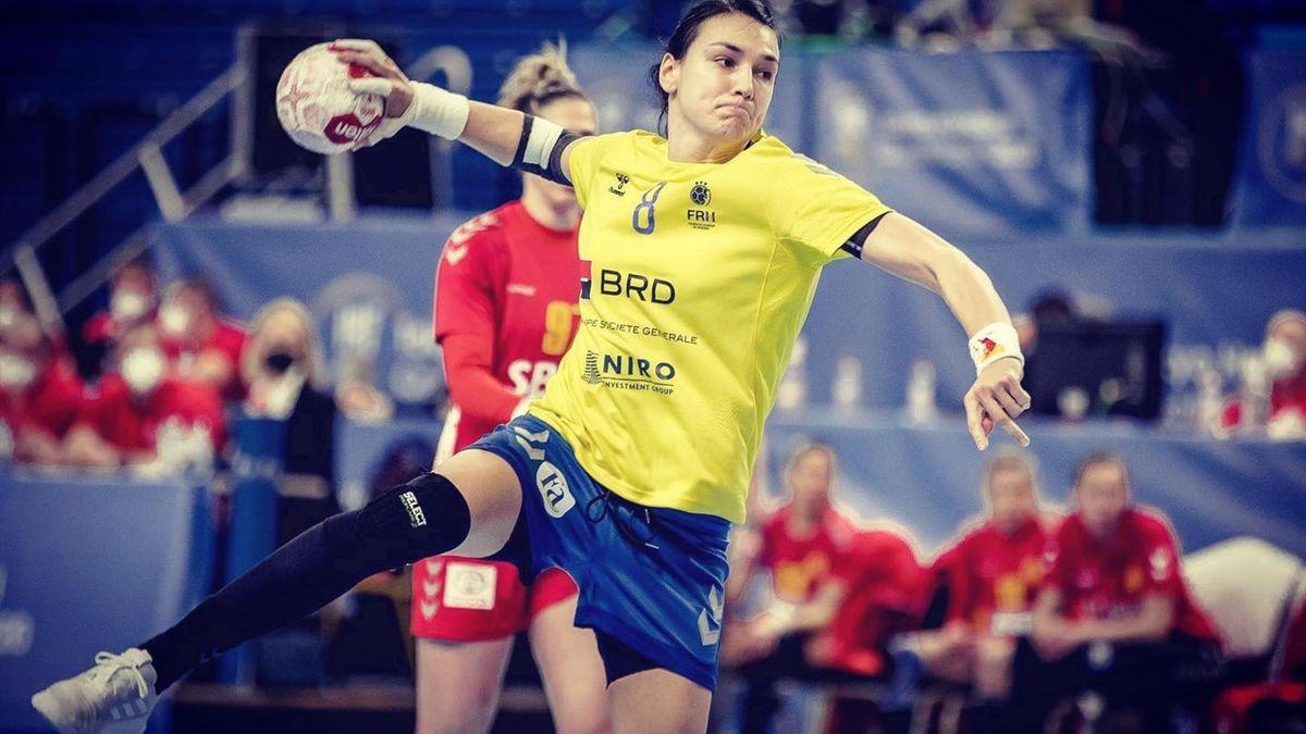 Cristina Neagu - Sportul Ilustrat, Facebook