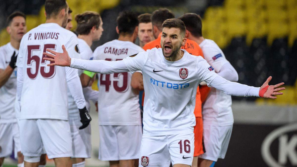 CFR Cluj - BSC Young Boys