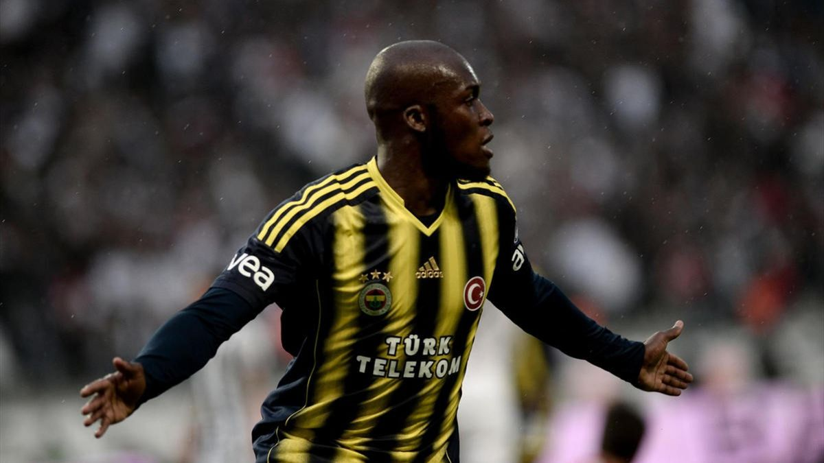 Moussa Sow - Fenerbahçe