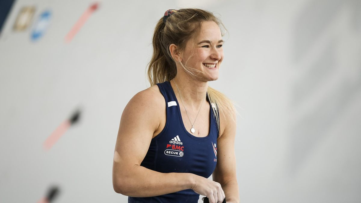 Shauna Coxsey will retire after the Tokyo Olympics