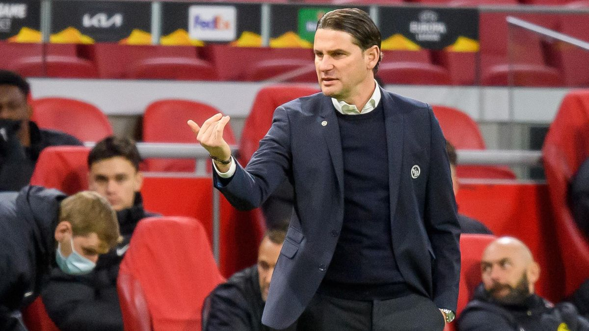 Gerardo Seoane soll neuer Trainer von Bayer 04 Leverkusen werden