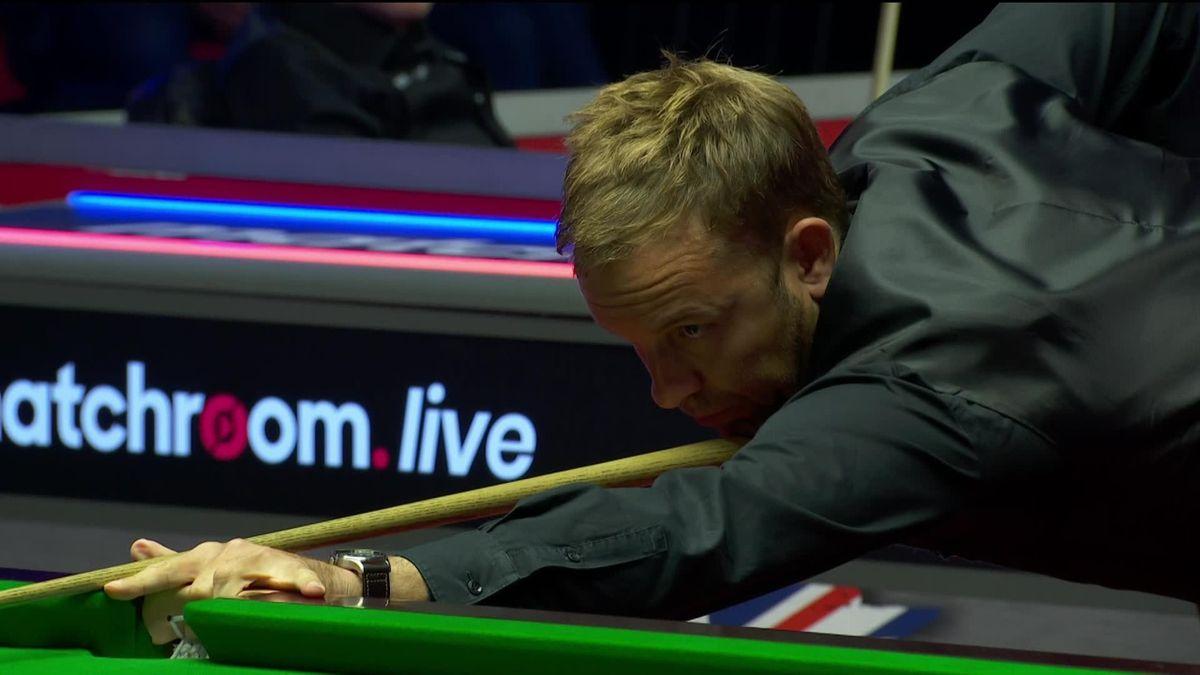 British Open | Allister Carter noteert ondanks verlies wel maximale score van 147